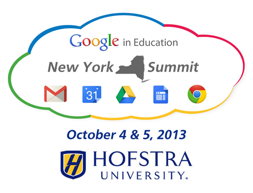 NY GS Logo with date and Hofstra